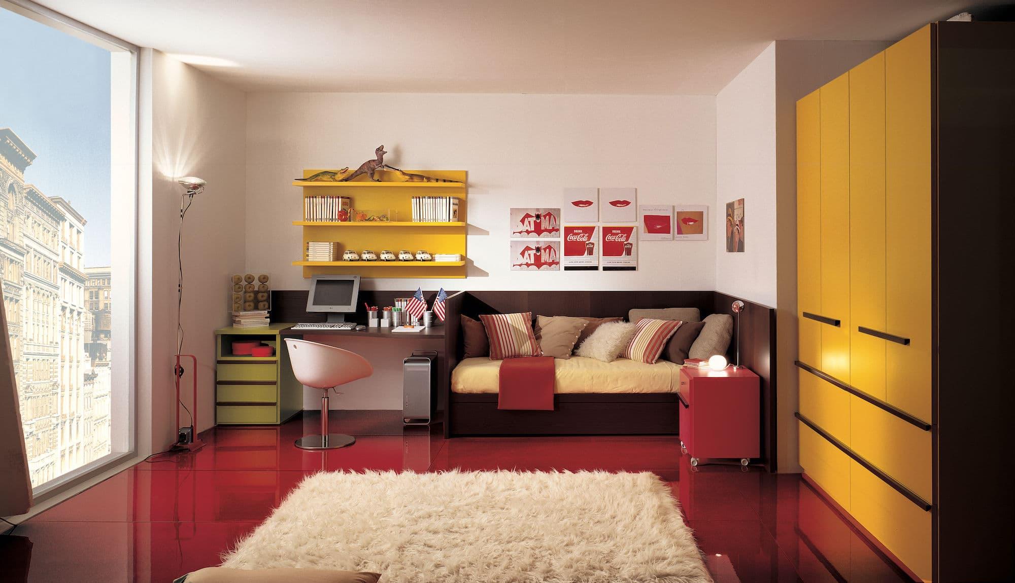 modernes Design Jugendzimmer Jungen