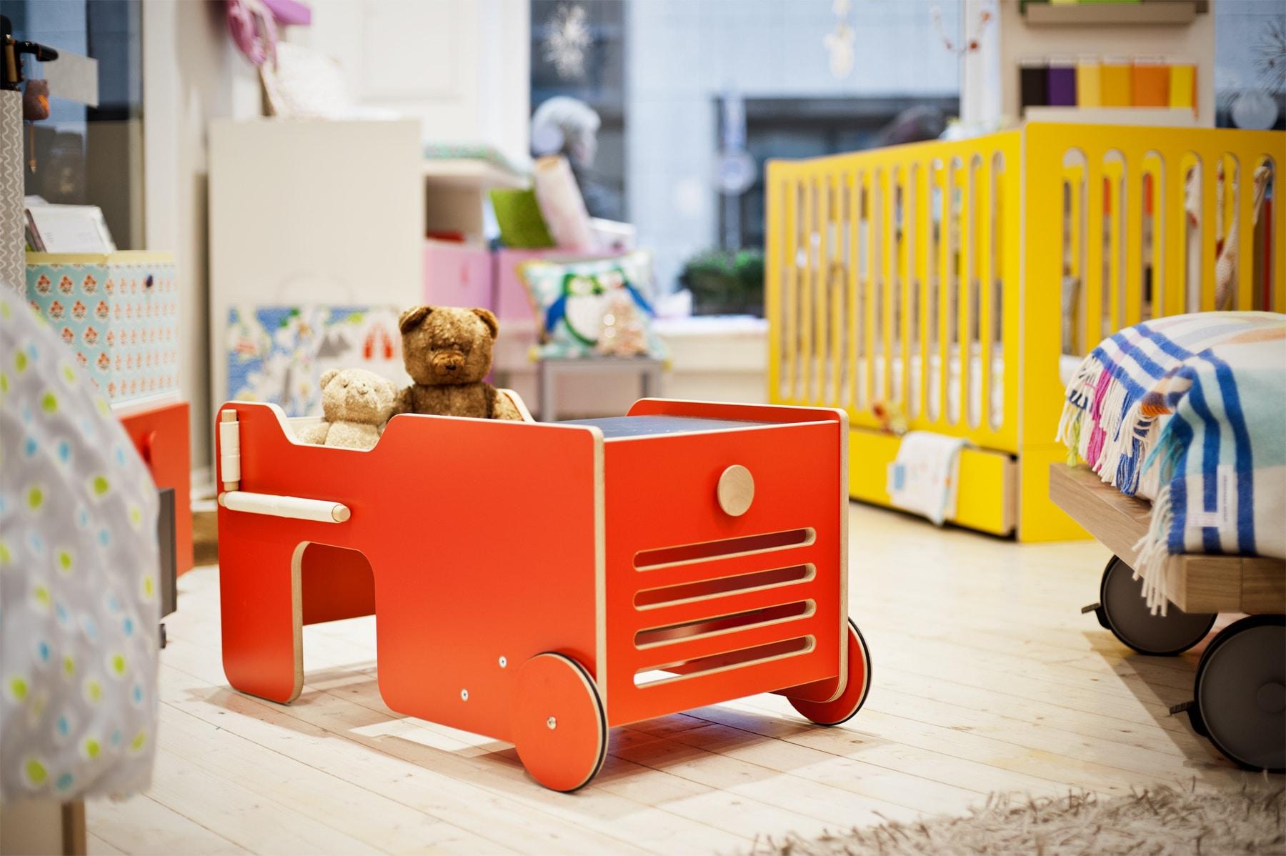 Design Spieltisch für Kinder