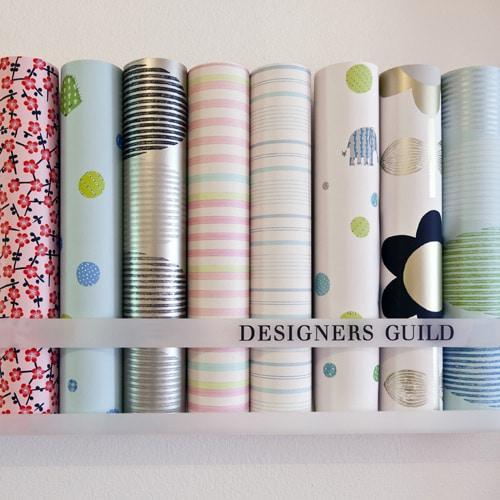 Designers Guild Tapeten für Kinder bei mobimio
