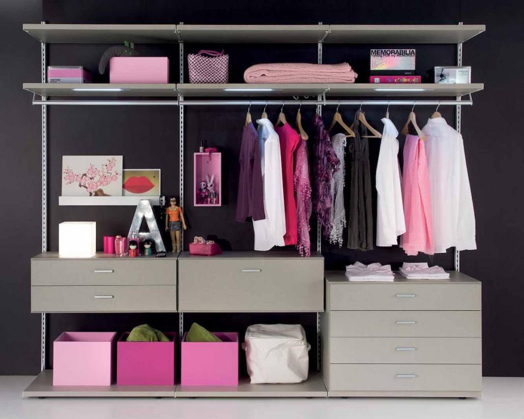 Hochwertiger Kleiderschrank fürs Kinderzimmer & Jugendzimmer