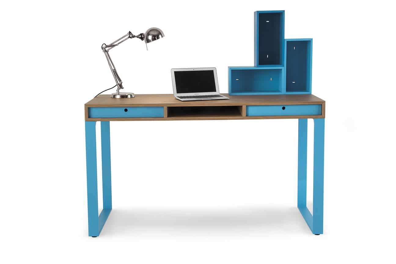 Moderner Schreibtisch für Jugendliche