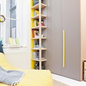 Hochwertiger Kleiderschrank für Jugendzimmer