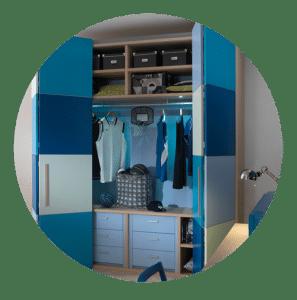 Hochwertige Kleiderschränke Design