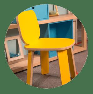 Design Spielmöbel hochwertig ausgefallen