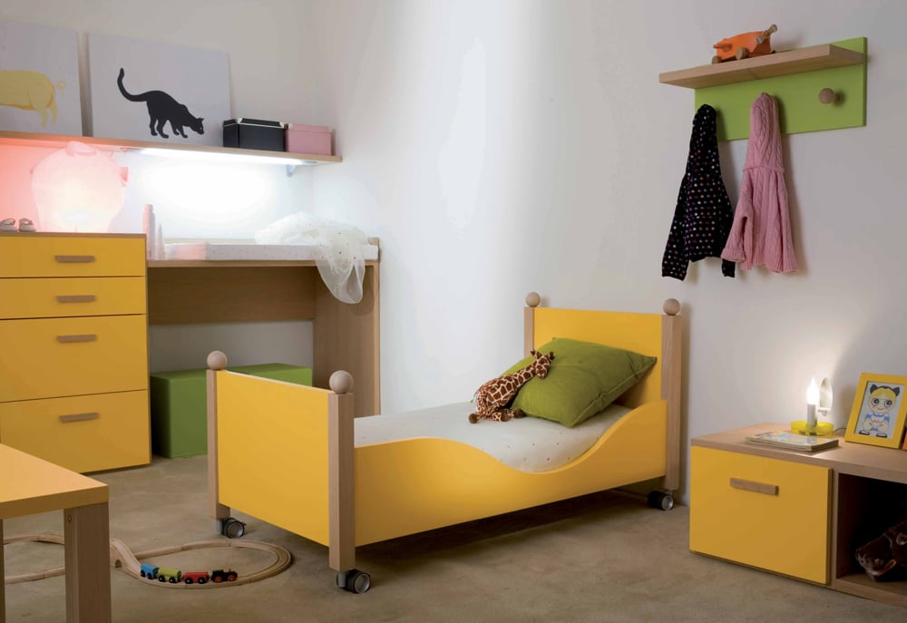 Kinderbetten und jugendbetten hochwertige design kinderm bel for Design kindermobel