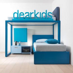 design hochbetten f r kinder bei mobimio kaufen. Black Bedroom Furniture Sets. Home Design Ideas
