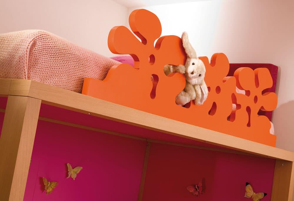 design hochbetten f r kinder mobimio. Black Bedroom Furniture Sets. Home Design Ideas