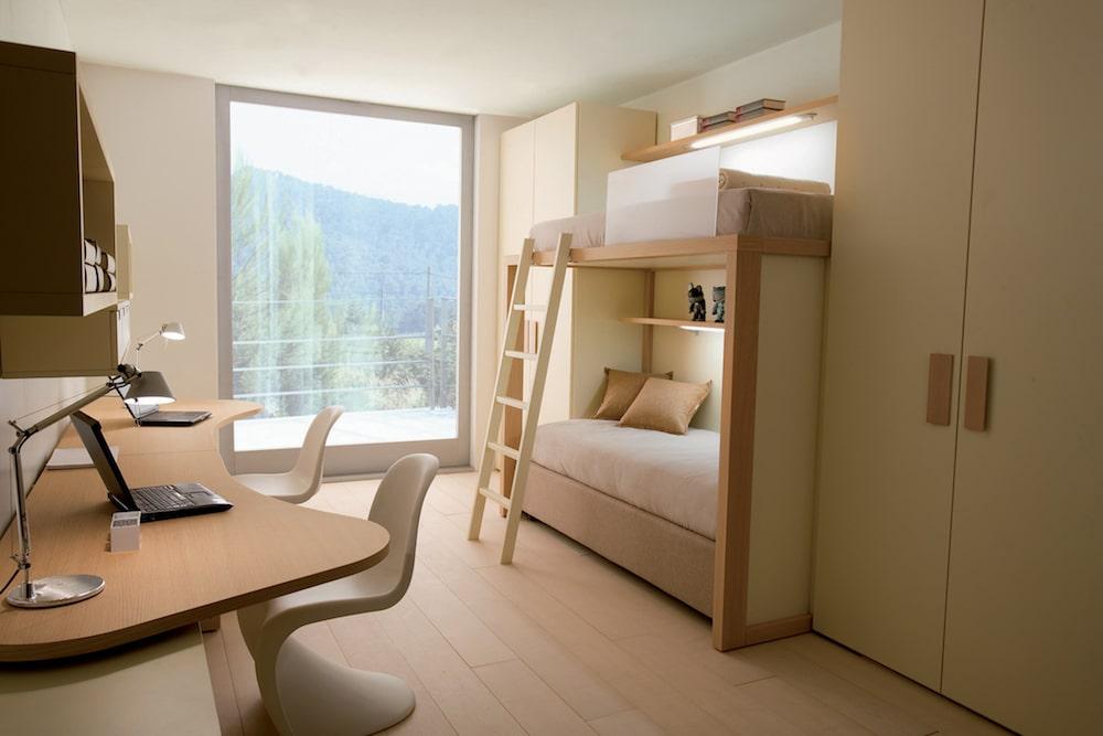 Hochbetten Für Kinderzimmer Mit Modernem Design