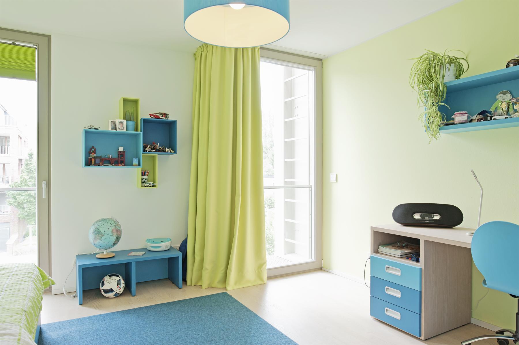 Mobimio kinderzimmer jugendzimmer zum wohlf hlen for Wandfarbe jugendzimmer junge