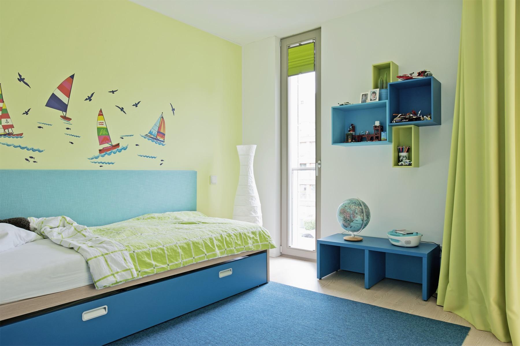 Jugendzimmer Design Kindermöbel