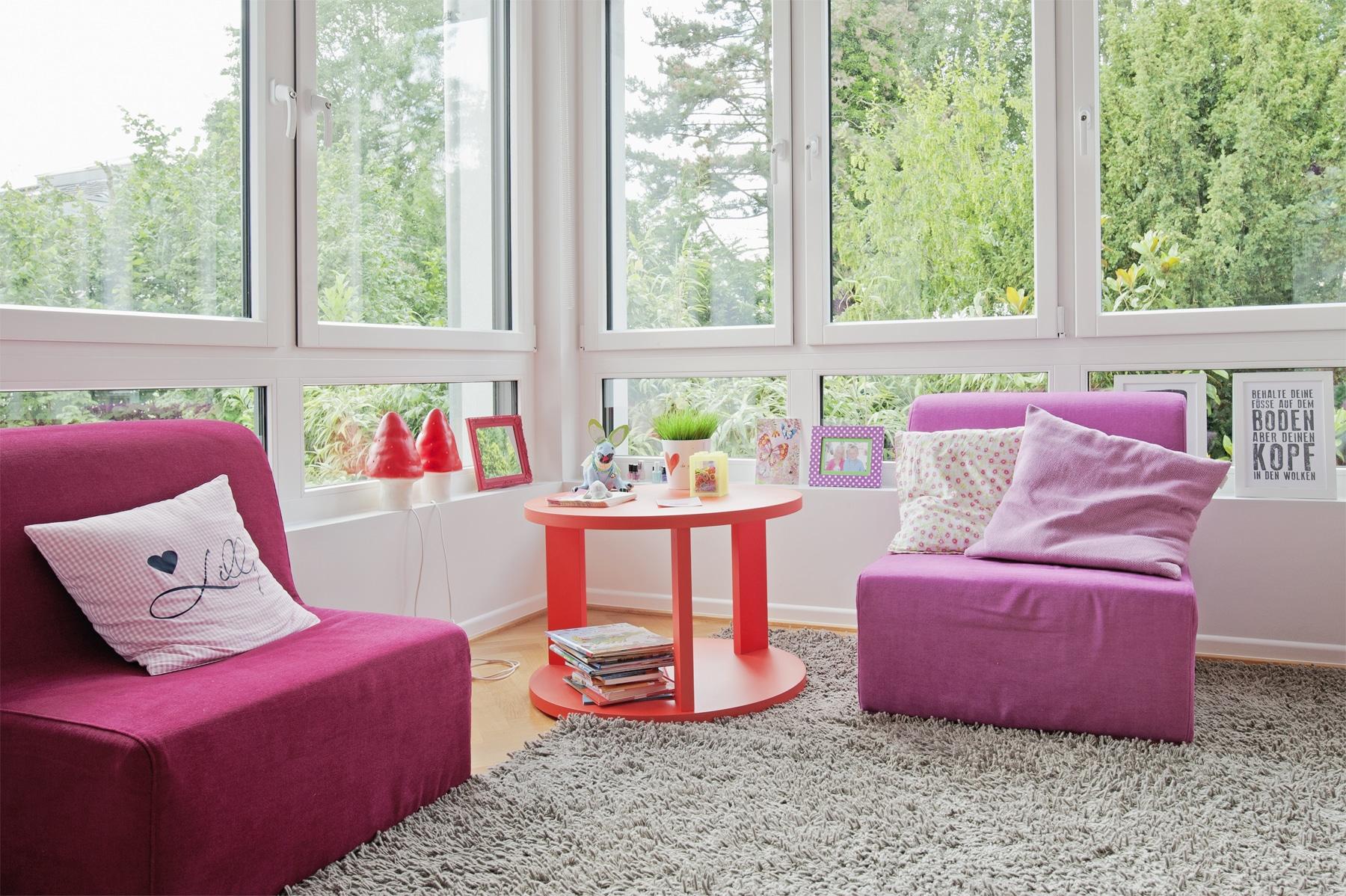 Moderne Sessel Jugendzimmer