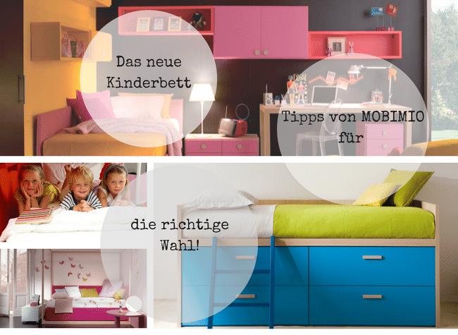 Das Kinderbett – Übersicht und Tipps