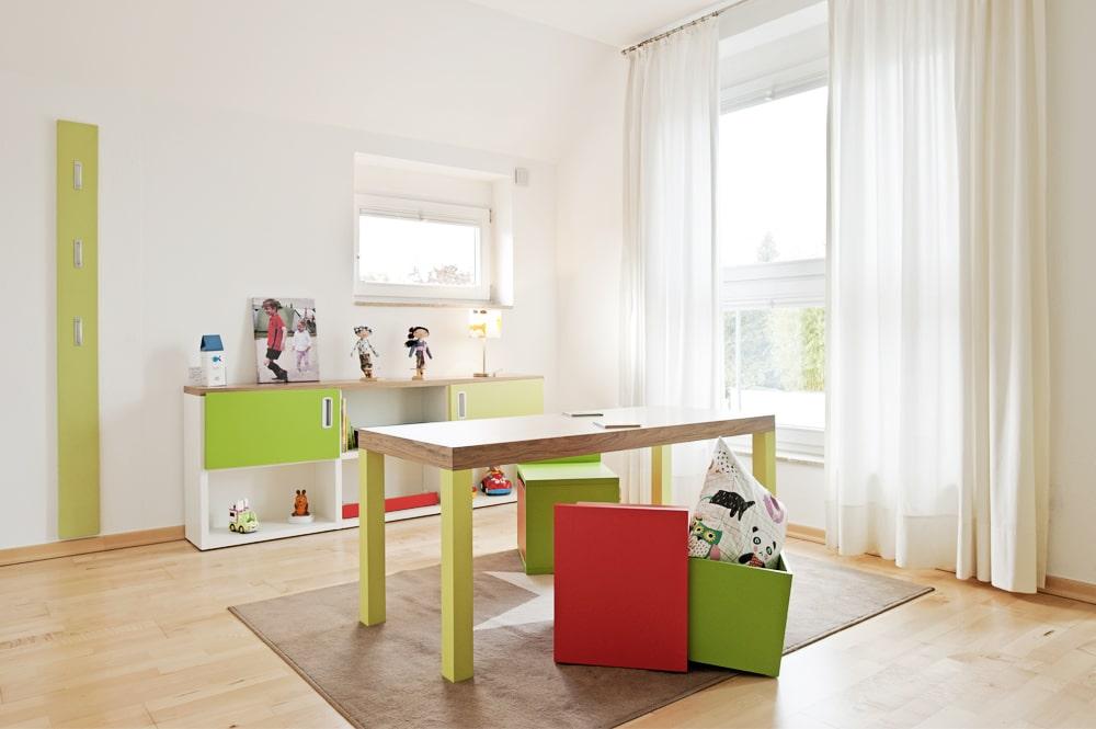 Spieltisch Design Kindermöbel MOBIMIO Kundenprojekt