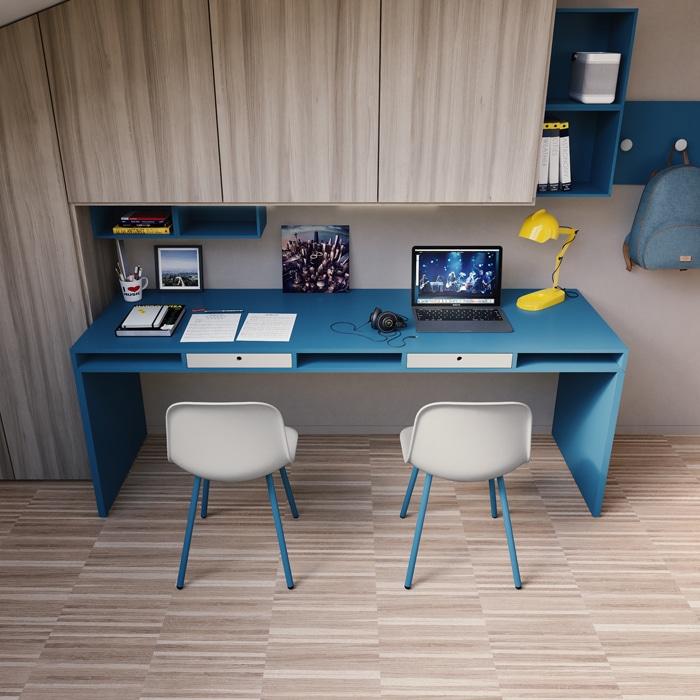 moderner Schreibtisch für Kinder