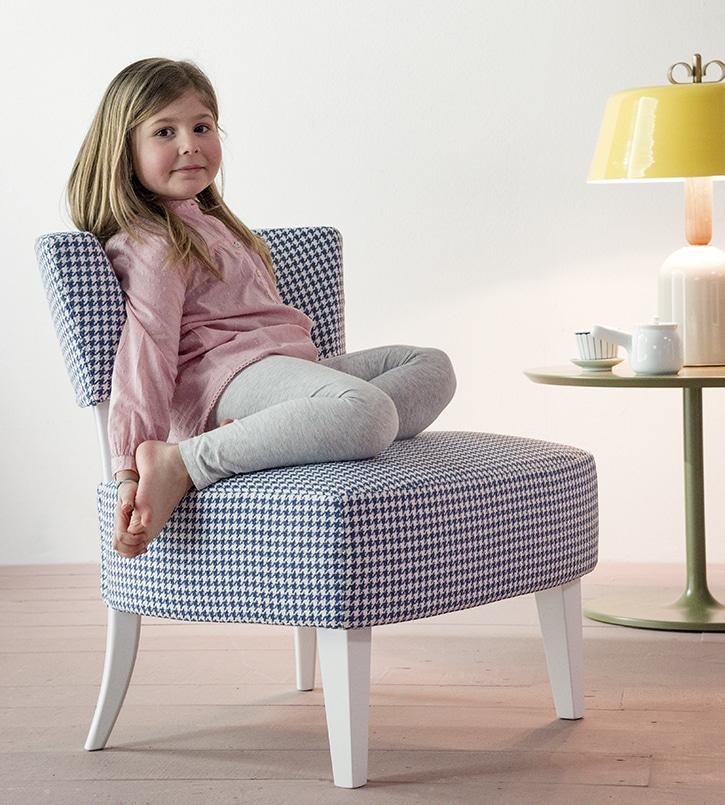 Sessel romantisch für das Kinderzimmer