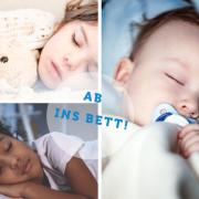 Geborgener Kinderschlaf im richtigen Kinderbett
