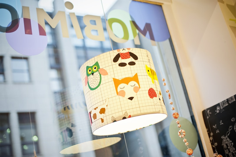 mobimio showroom exklusive Kinderzimmer