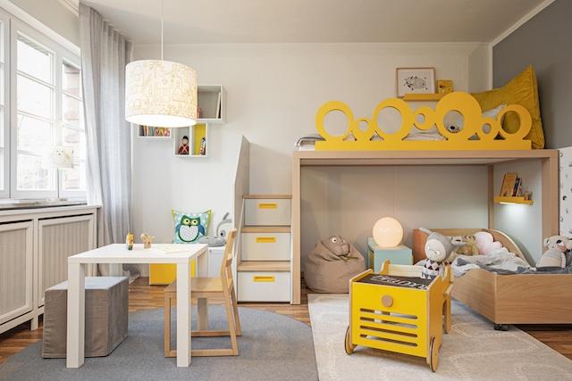 dearkids Hochbett Design Kindermöbel mobimio