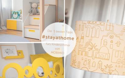 #stayathome: Die 5 besten Tipps fürs Kinderzimmer von MOBIMIO