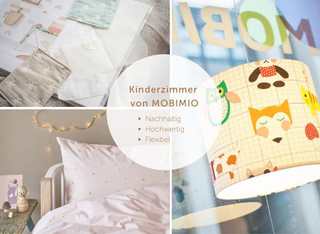 Nachhaltigkeit im Kinderzimmer Möbel und Accessoires