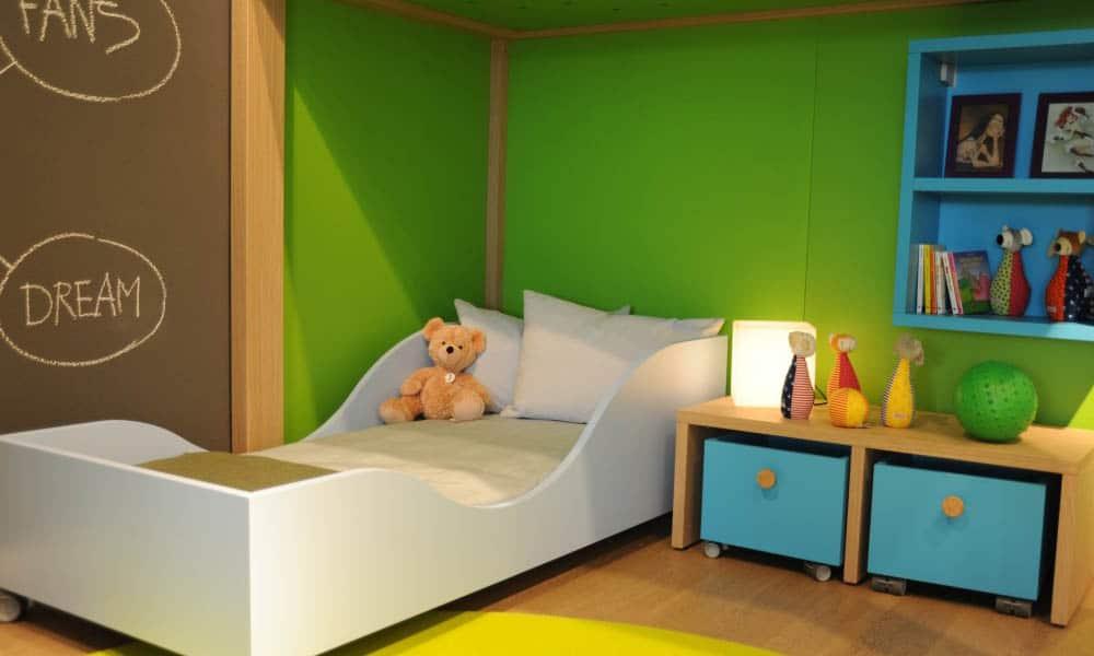 schönes kinder Bett von Dearkids und Mobimio