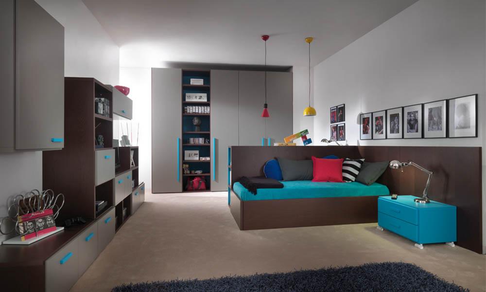traumhaftes Jugendzimmer individuell geplant von Mobimio
