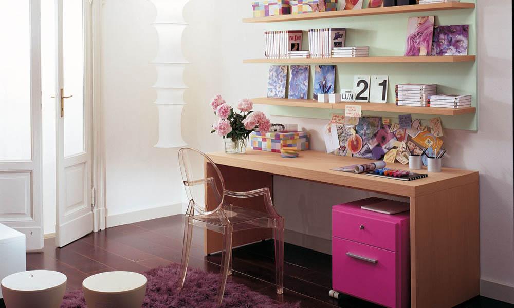 design Schreibtisch zum lernen von Mobimio