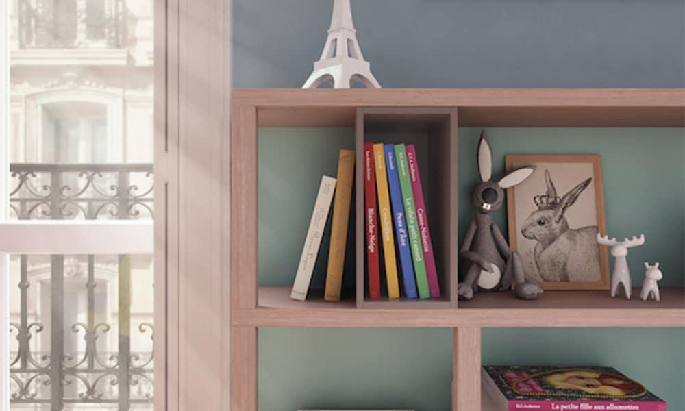 Paris Regal für Kinder