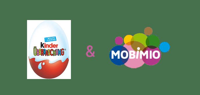 Kinder Überraschung x Mobimio