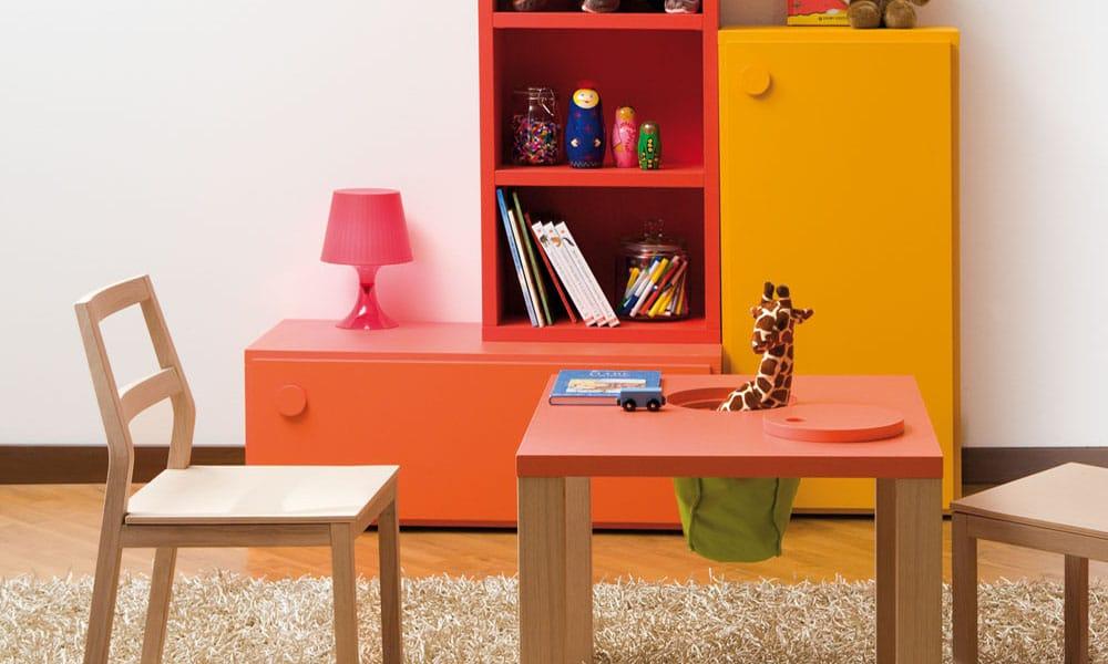 Kinderzimmer regalsystem