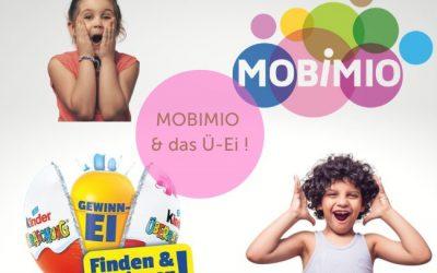 Wunschkinderzimmer von MOBIMIO bei kinder Überraschung zu gewinnen!