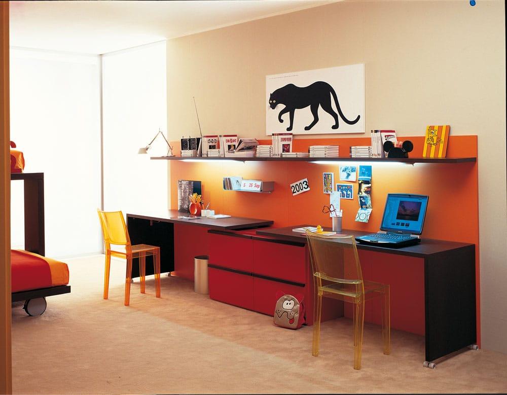 Design Schreibtisch für das Kinderzimmer