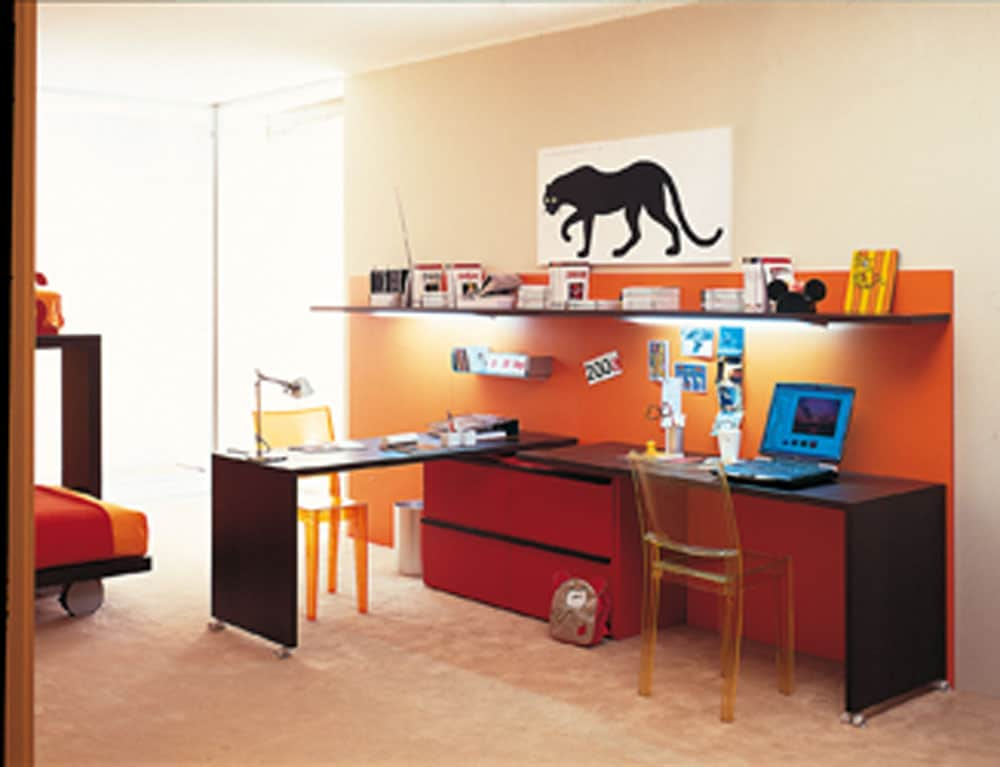 Schreibtischstuhl designs lernen kinderzimmer for Jugendliche schlafzimmer
