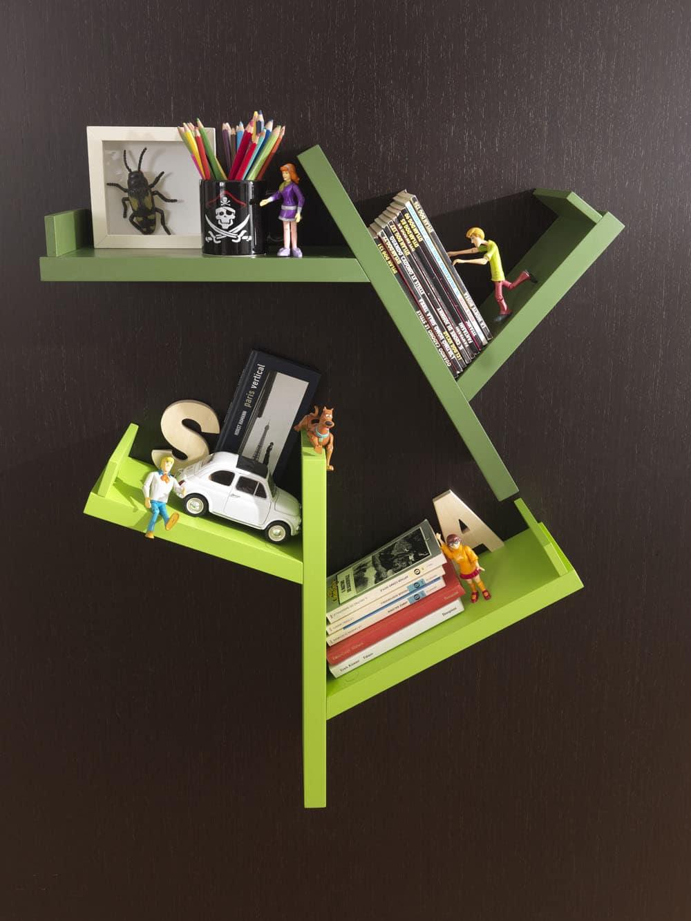 Bücherregale und Regale im Kinderzimmer & Jugendzimmer