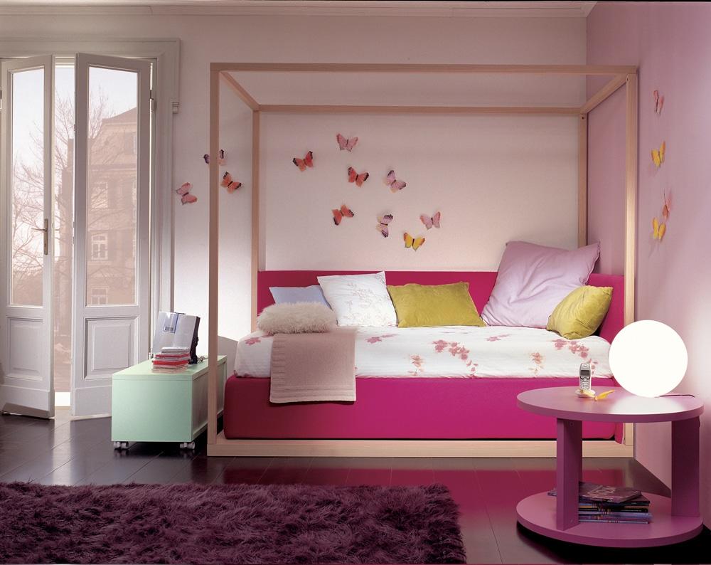 Hochwertige Kinderbetten und Jugendbetten bei MOBIMIO