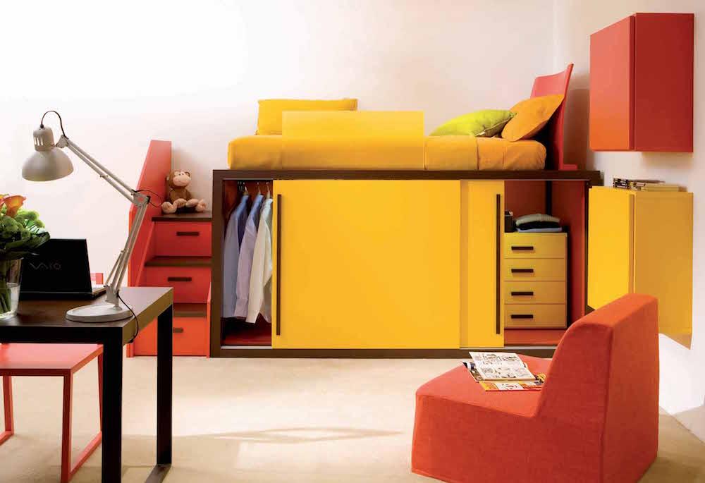 hochbett 3 3 mobimio. Black Bedroom Furniture Sets. Home Design Ideas