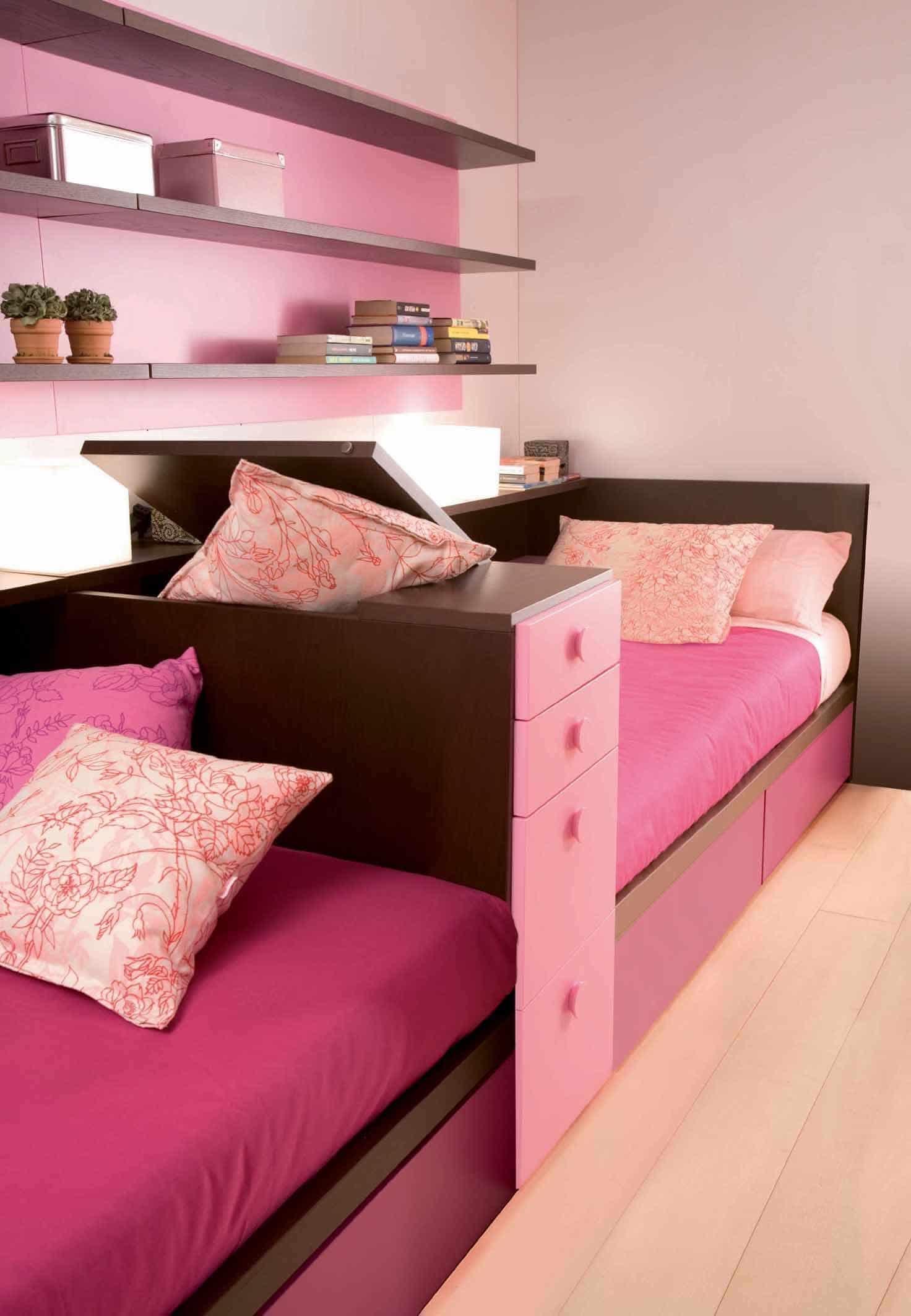 kinderbett mit stauraum mobimio. Black Bedroom Furniture Sets. Home Design Ideas