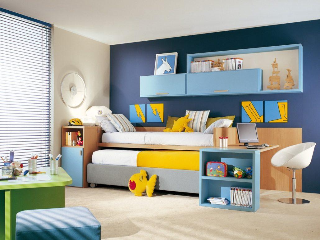 Kinderbett mit stauraum  Halbhohe Kinderbetten und Betten mit Stauraum